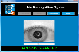 Iris Recognition System